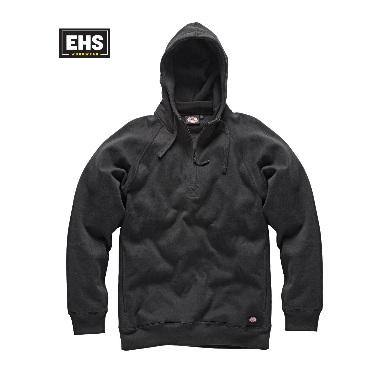 Dickies Elmwood kapucnis munkaruha pulóver Black SH11900