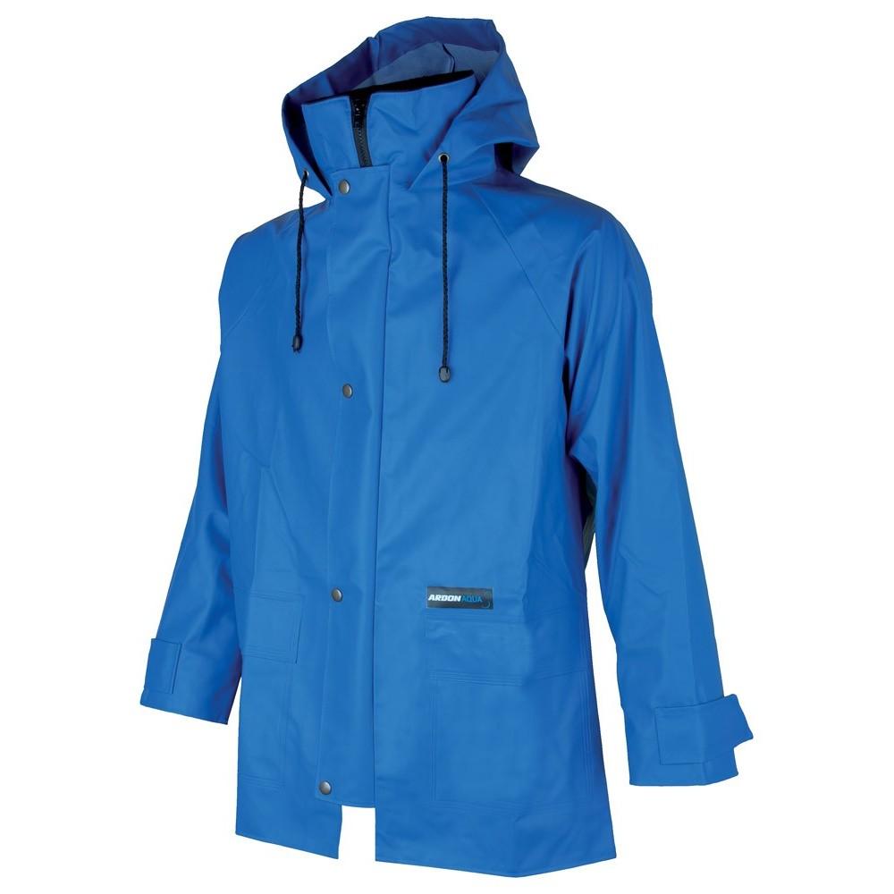 Ardon Aqua 103 vízhatlan kabát kapucnival kék H1162