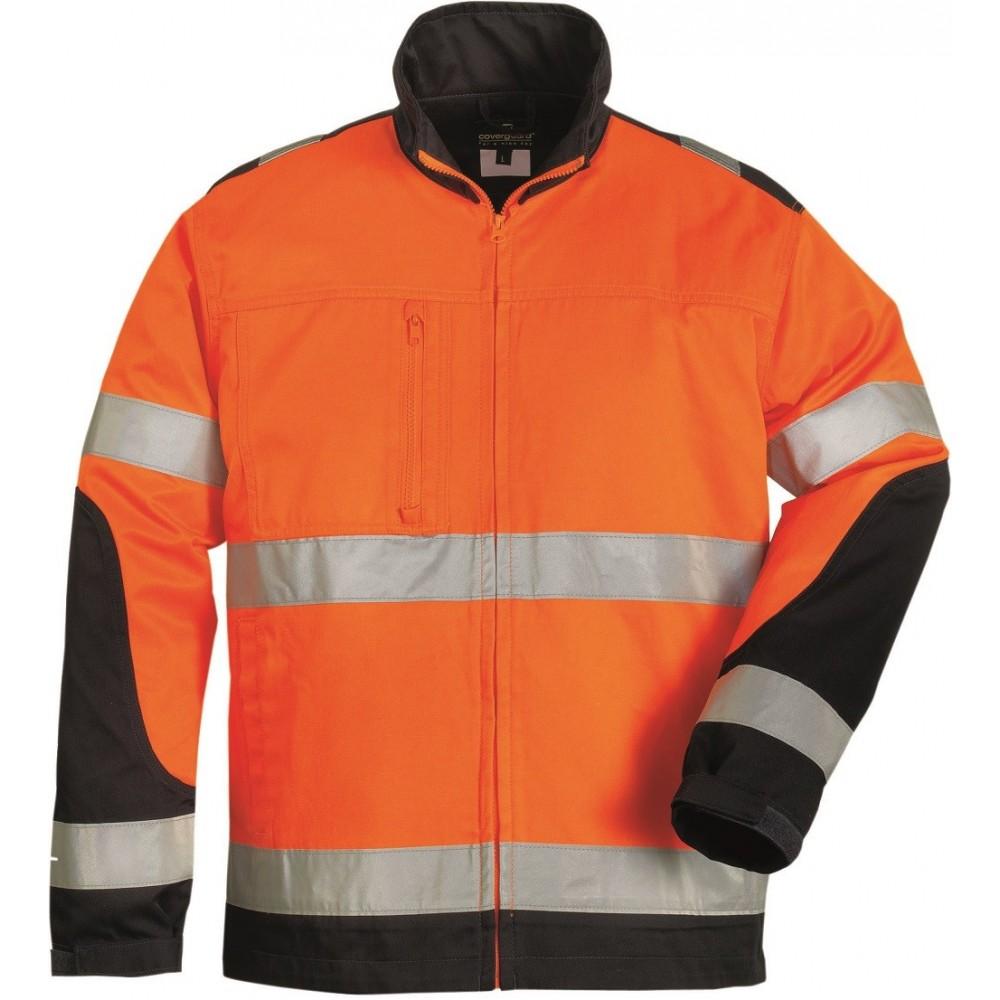 Patrol 01 jól láthatósági kabát narancssárga HS7PAOV