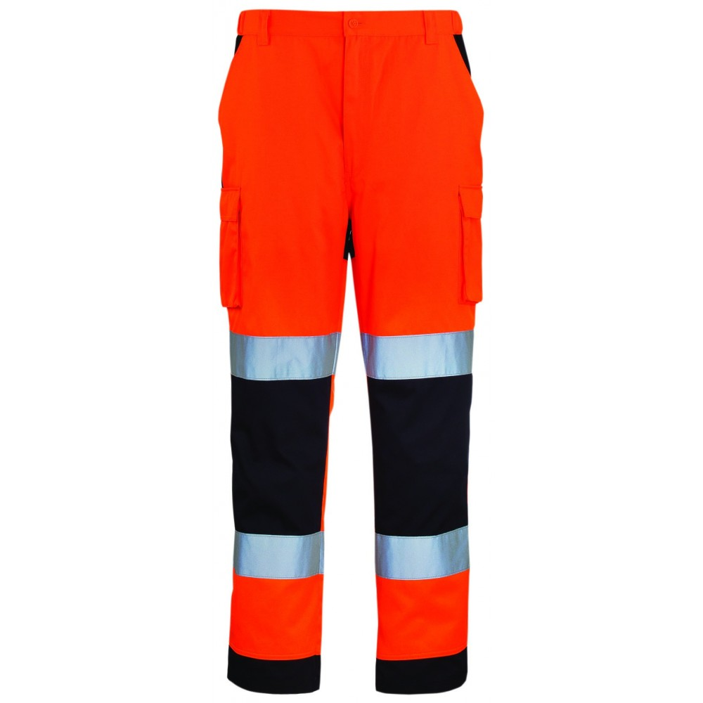 Patrol 02 jól láthatósági nadrág narancssárga HS7PAOP