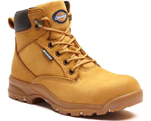 Női munkavédelmi bakancs - Dickies Corbett Honey S3 FC9523