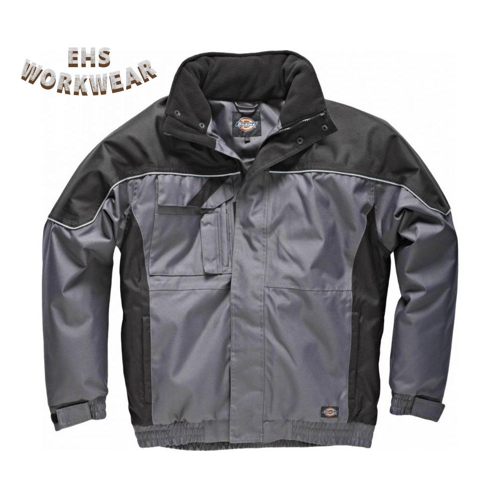 dbc6562f94 Dickies Industry 300 téli kabát Grey IN30060 - EHS Workwear