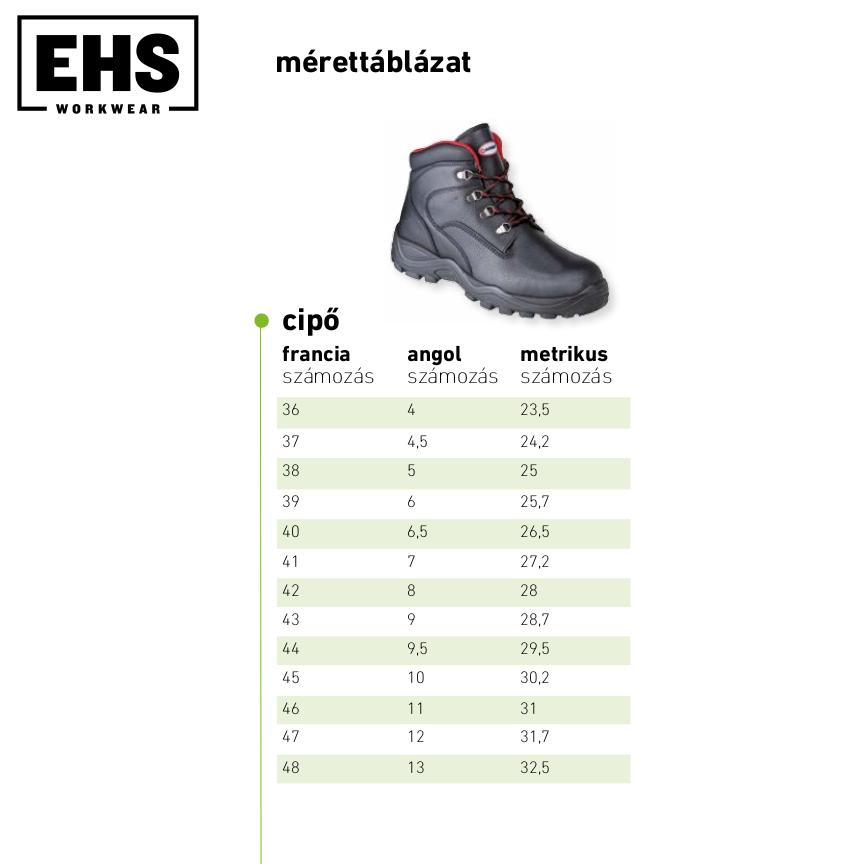 6c446c7af13c Spinney munkavédelmi félcipő G3195 - EHS Workwear