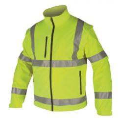 ARDON Vision 03 barna kantáros munkanadrág H9111 EHS Workwear