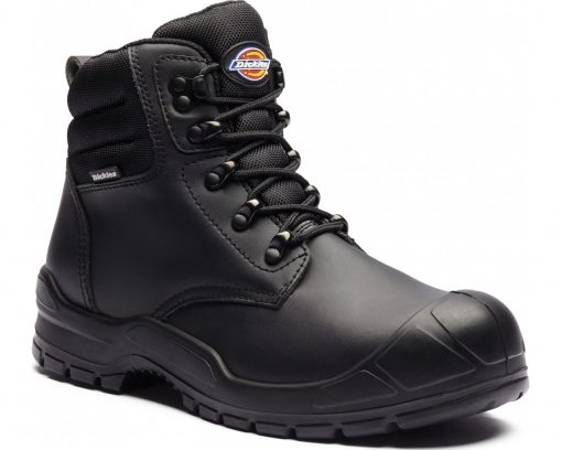Munkavédelmi Cipő - Dickies Trenton S1-P FA9007 - fekete