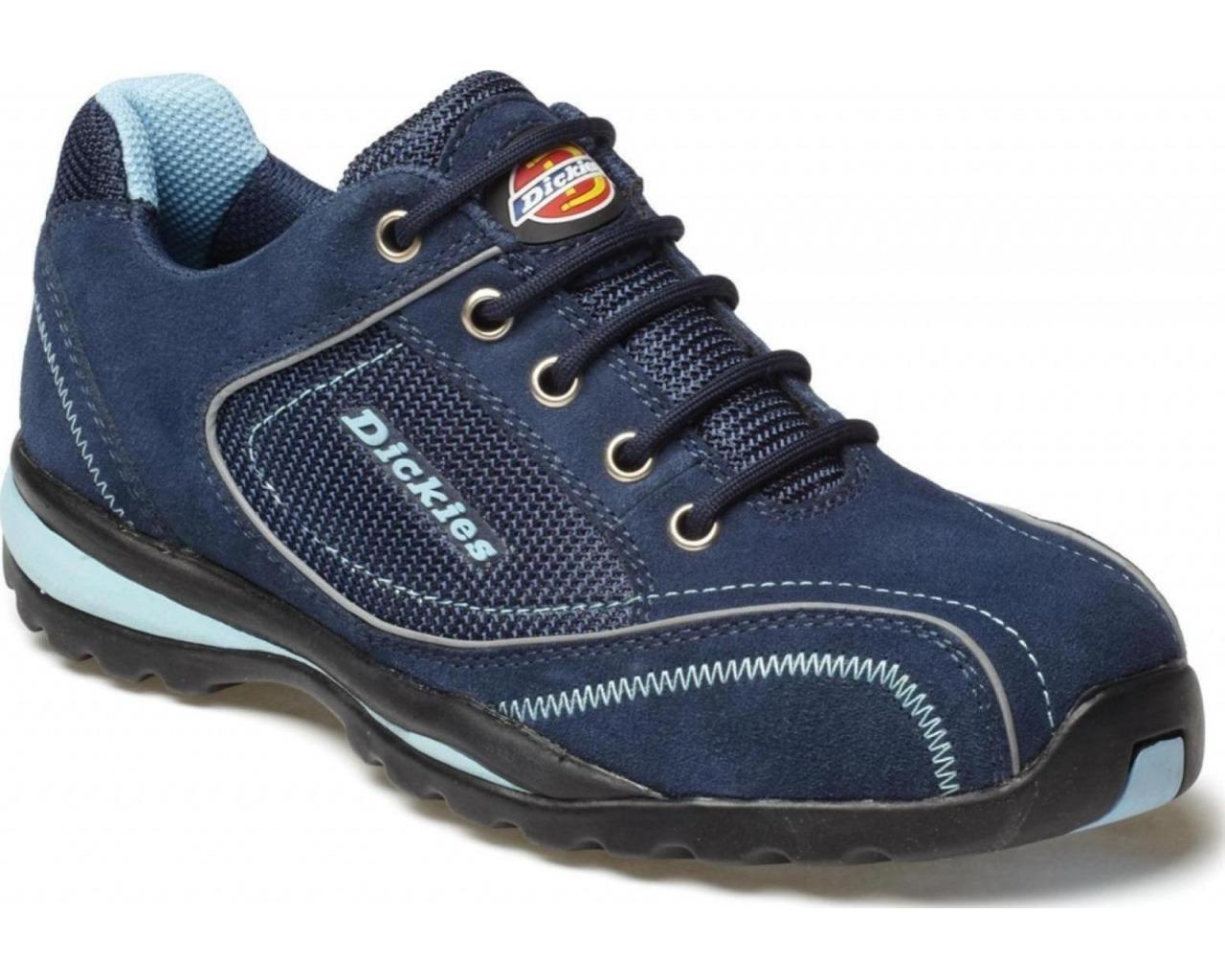 Női Floret San S1 bőr munkavédelmi cipőszandál G3224 36
